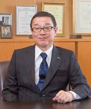理事長 石田 裕則